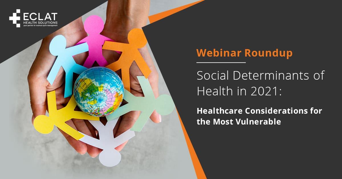 Social Determinants of Health Webinar